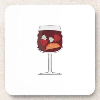 Sangria Wine Drink Coasters
