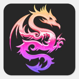 Sanguine Dragon Sticker
