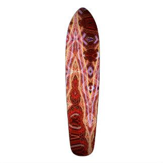 Sanguine Point Skateboard by Artist C.L. Brown