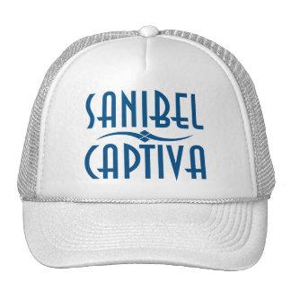 Sanibel Captiva Islands Florida Mesh Hats