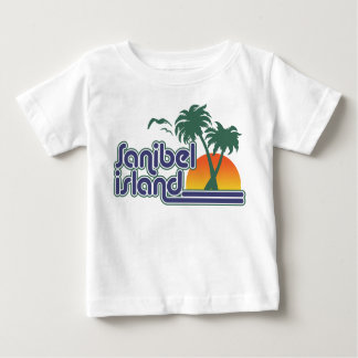 Sanibel Island Baby T-Shirt