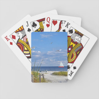 Sanibel Island Beach Playing Cards