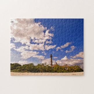 Sanibel Island, Florida - Lighthouse Puzzle