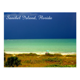 Sanibel Island, Florida, Postcard