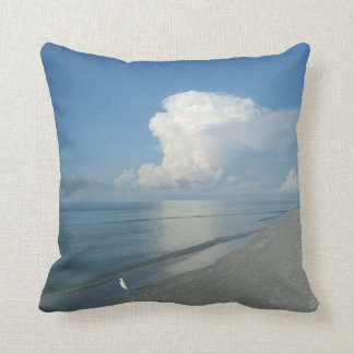Sanibel Island Seashore Pillow