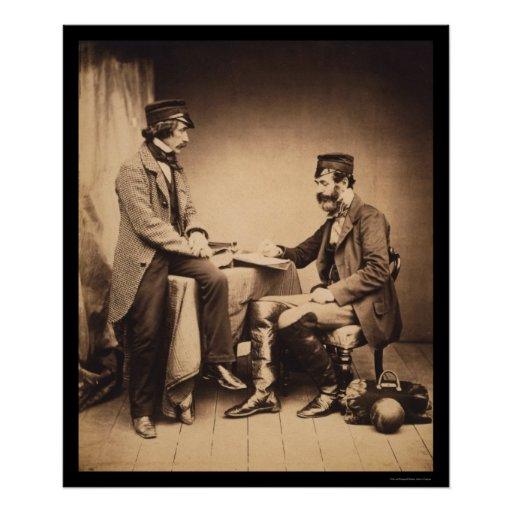 Sanitary Commission Crimean War 1855 Posters