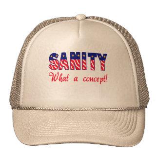 Sanity - What a Concept!  T-shirts, Caps, Sweats Mesh Hats