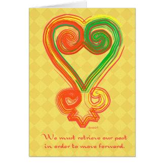 Sankofa Card