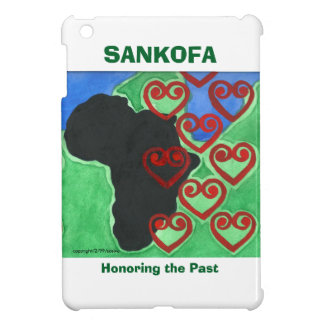 Sankofa iPad Mini Cover