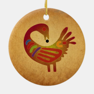 Sankofa Ornament