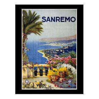 Sanremo Postcard