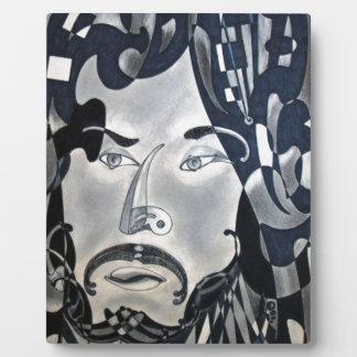 Sansonetti Man (1977) Plaque