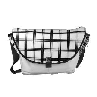 Sansujigoushi Japanese Pattern Messenger Bag