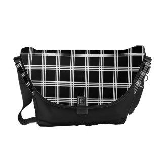 Sansujigoushi Japanese Pattern Messenger Bag B