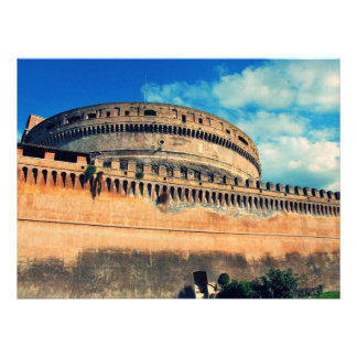 Sant Angelo castle Invite