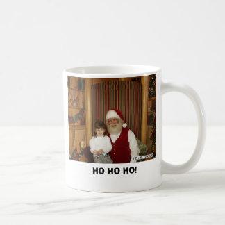 santa06, HO HO HO! Coffee Mug