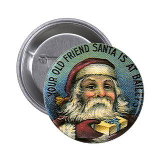 Santa 1 - Button