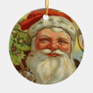 Santa 2011 Ornament