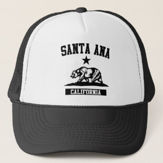 Santa Ana California Trucker Hat