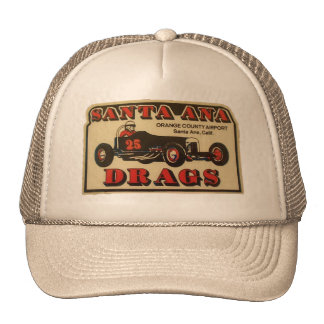 Santa Ana Drags Hat