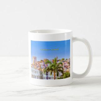 Santa Ana Hill, Guayaquil Poster Print Coffee Mug