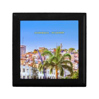 Santa Ana Hill, Guayaquil Poster Print Gift Box