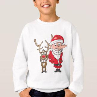 Santa and Reindeer Tee Shirts