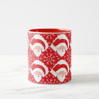 Santa Art Mug