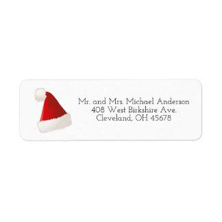 Santa Baby | Baby's First Christmas Label Return Address Label