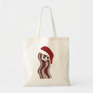 Santa Bacon Bags