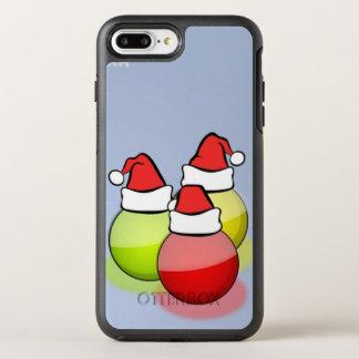 Santa Balls OtterBox Symmetry iPhone 7 Plus Case