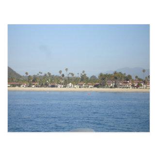 Santa Barbara, CA Postcard