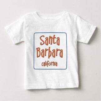 Santa Barbara California BlueBox Tshirt