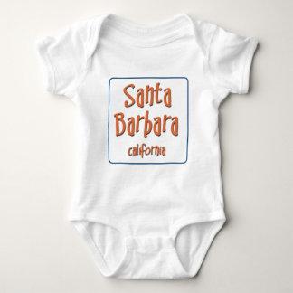 Santa Barbara California BlueBox Tee Shirt