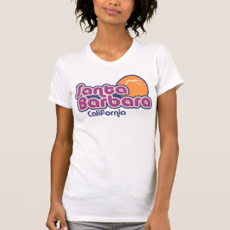 Santa Barbara California T-Shirt