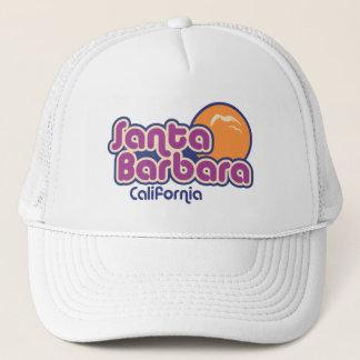 Santa Barbara California Trucker Hat