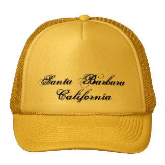 Santa Barbara California Trucker's hat