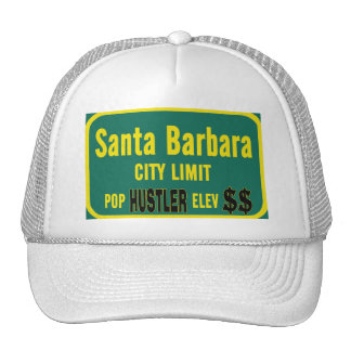Santa Barbara City Limit-- Hat