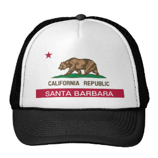 Santa Barbara county california Cap