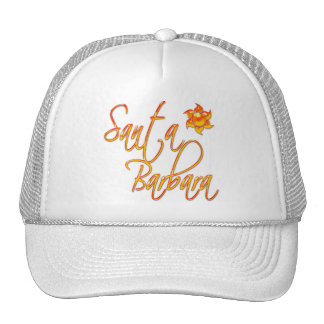 Santa Barbara Hat