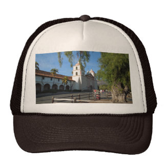 Santa Barbara Mission, California Cap