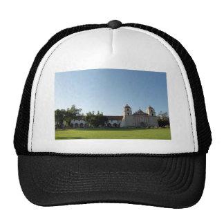 Santa Barbara Mission Mesh Hat