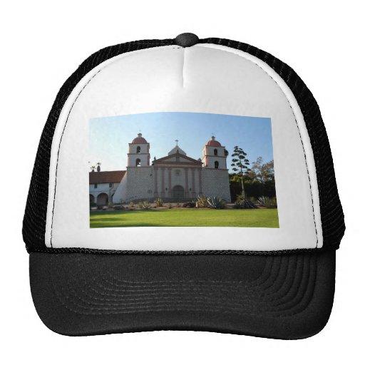 Santa Barbara Mission Trucker Hats