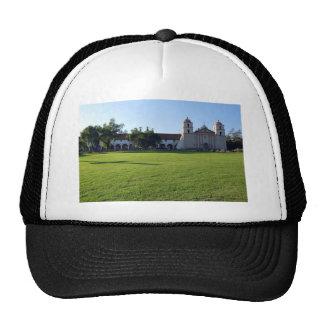 Santa Barbara Mission Mesh Hats