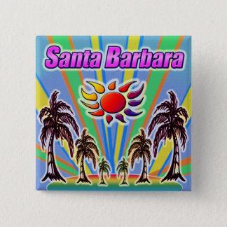 Santa Barbara Summer Love Button