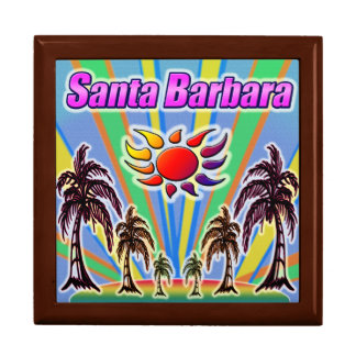 Santa Barbara Summer Love Gift Box