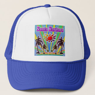 Santa Barbara Summer Love Hat