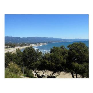 Santa Barbara Take a Breath Postcard