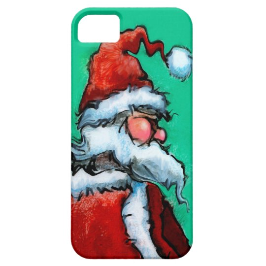 Santa Case For The iPhone 5