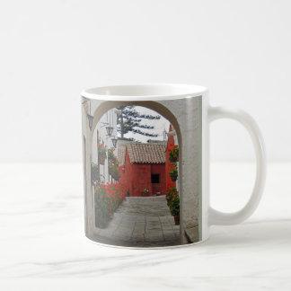 Santa Catalina Monastery in Arequipa Peru Coffee Mug